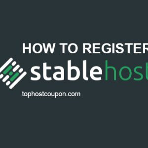 How to register StableHost