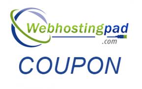 WebhostingPad coupon
