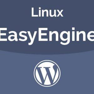 Install WordPress on EasyEngine
