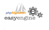 PhpMyAdmin EasyEngine