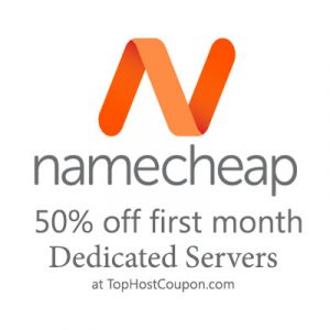 Namecheap Dedicated Server