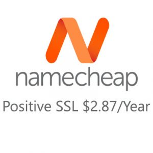 namecheap ssl 2.87 per year coupon