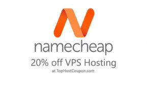 Namecheap VPS hosting coupon