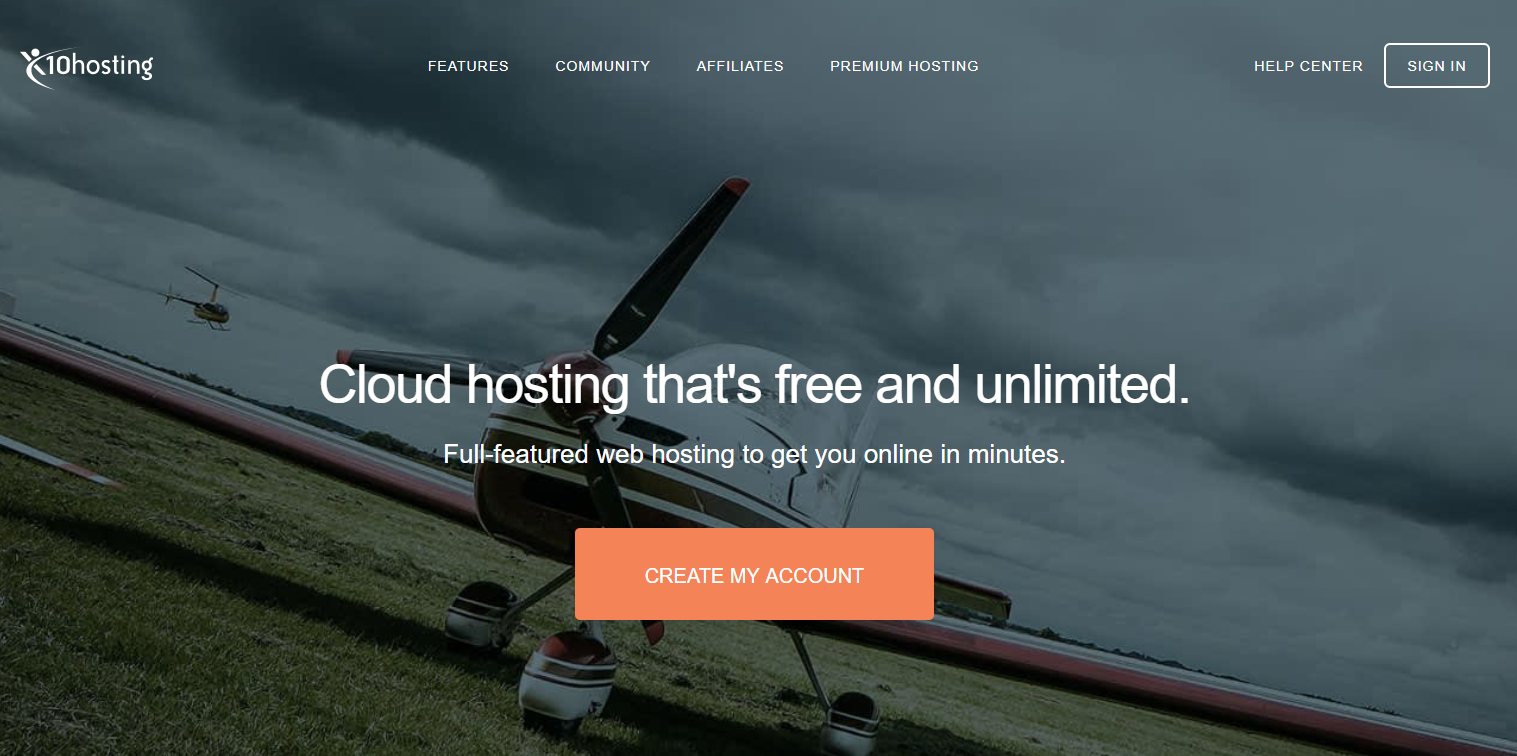 x10 hosting