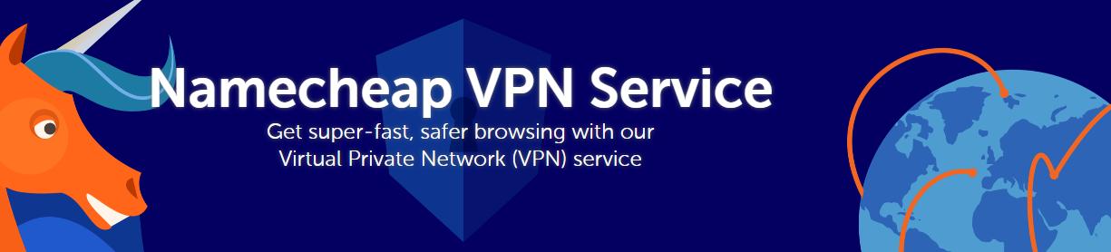 Namecheap VPN service