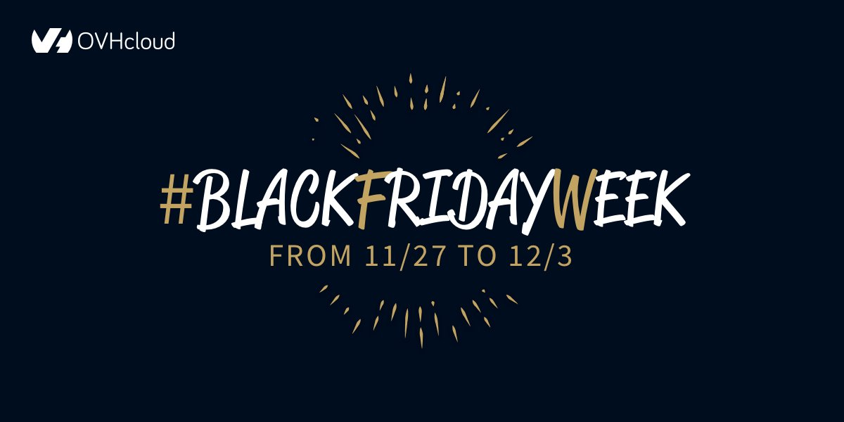 OVH Black Friday