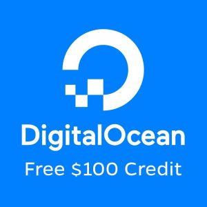 digital ocean free 100 usd