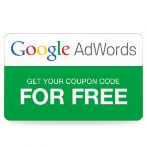 free google ads coupon