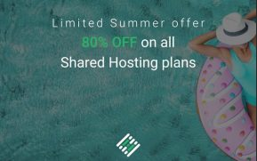 StableHost Summer Offer