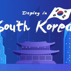 Vultr South Korea datacenter