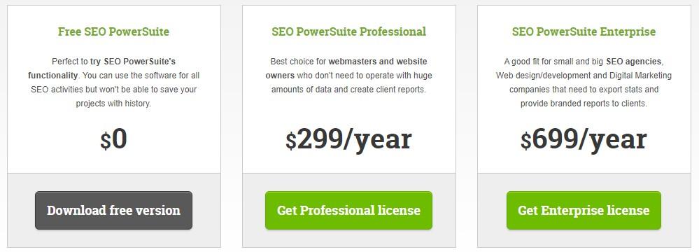 Seo Power Suite Package