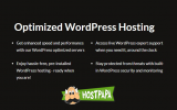 HostPapa Optimized WordPress Hosting