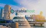 stablehost singapore coupon 80 off
