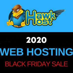 HawkHost Black Friday 2020 coupon