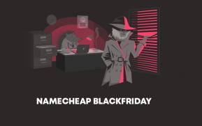 Namecheap blackfriday 2020 coupon