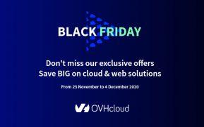 OvhCloud Black Friday