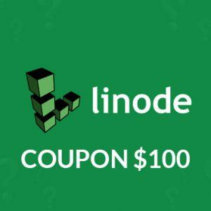 Linode coupon $100