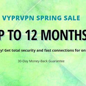 vypr spring sale coupon