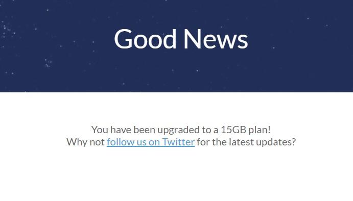 Free 15 GB data at Winscribe VPN