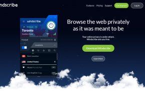 Winscribe VPN
