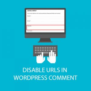 How to disable urls linking in WordPress comments