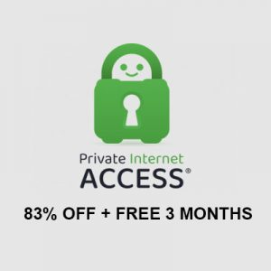 Private Internet Access VPN coupon